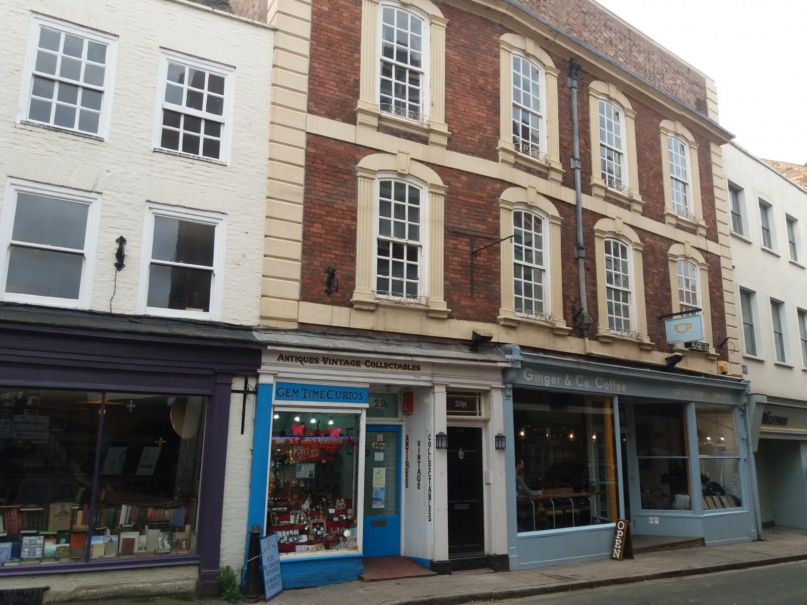 29a - 31 , Princess Street, Shrewsbury, Shropshire