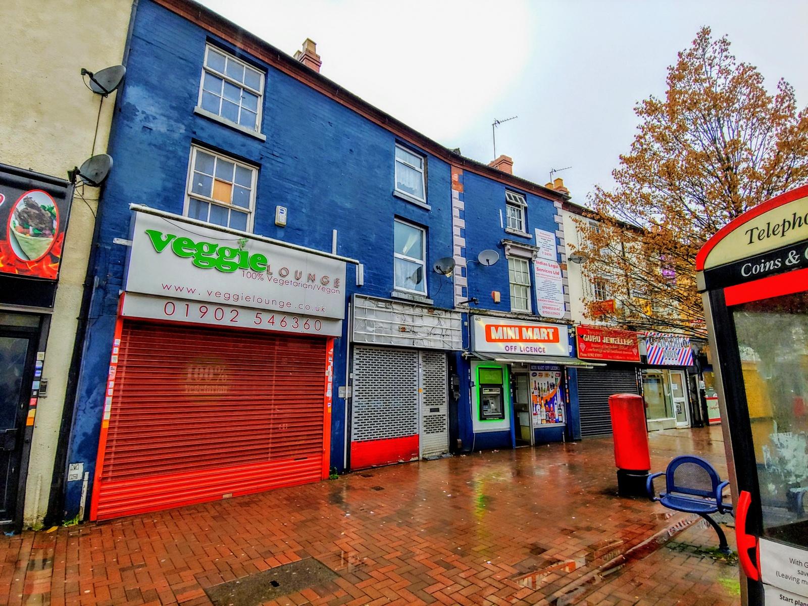 442 Dudley Road, Wolverhampton,