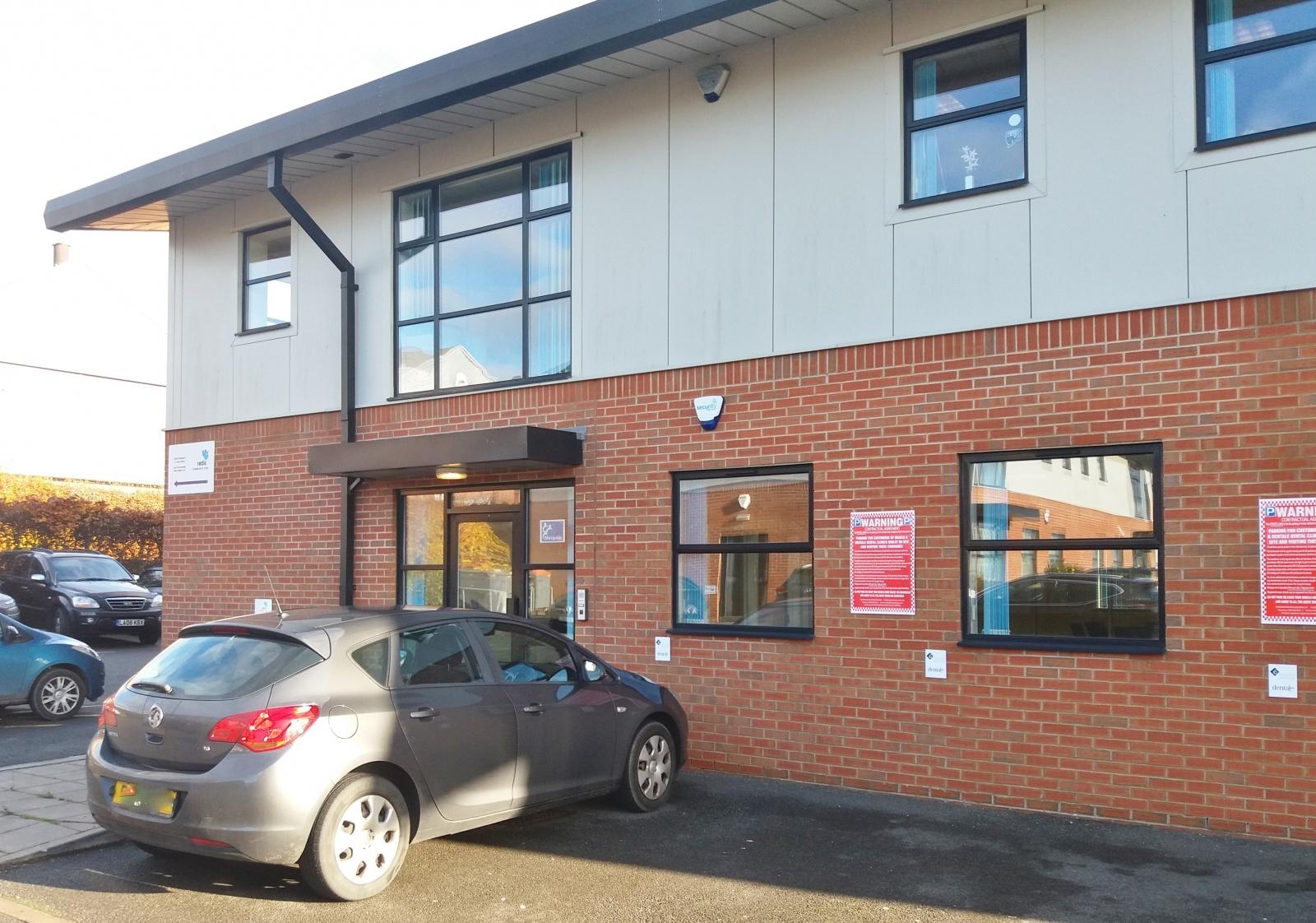 Suite 1, Unit 12, Longbow Professional Centre, Shrewsbury, Shropshire