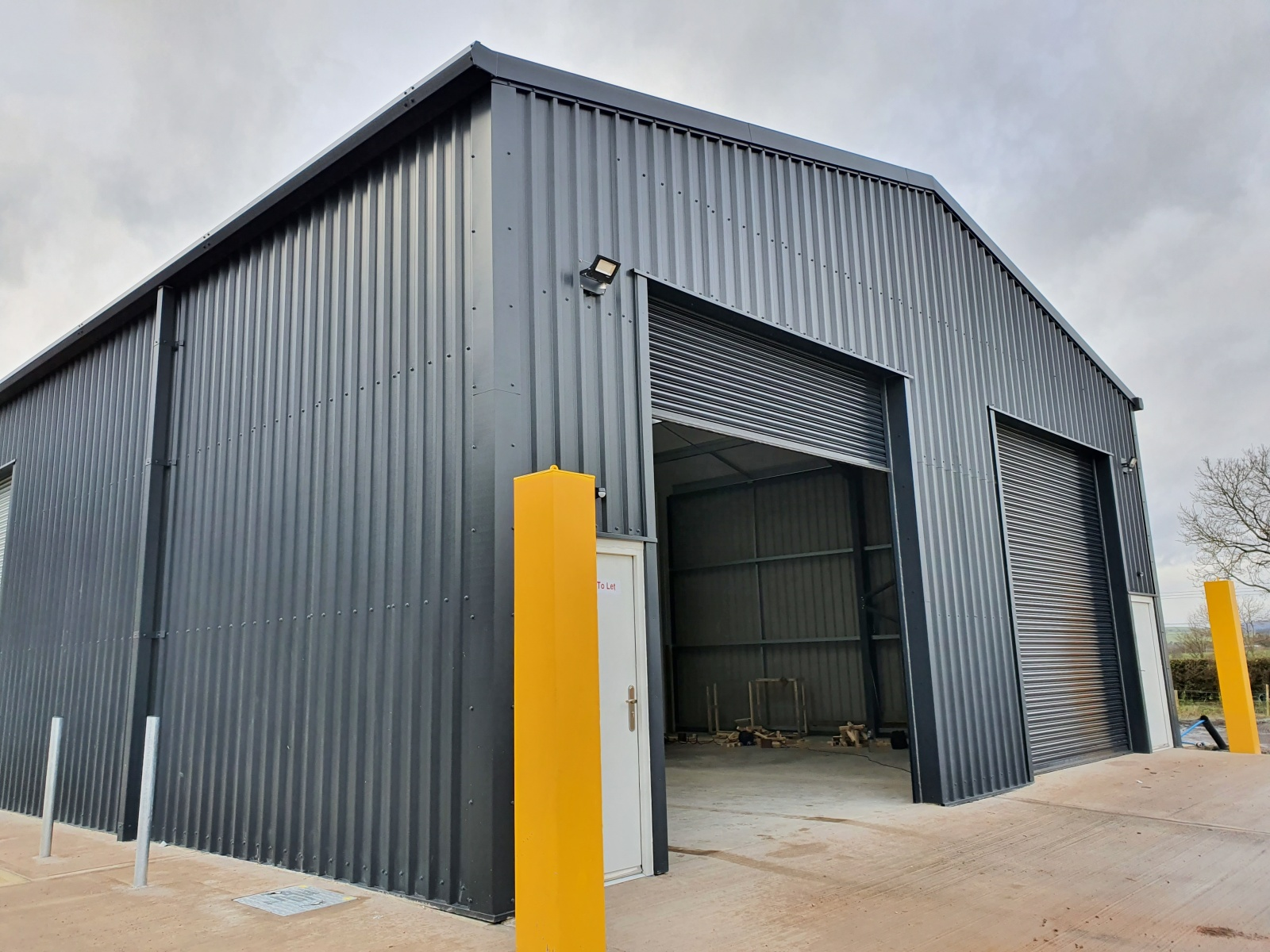Unit 16f, Malehurst Industrial Estate, Minsterley, Shropshire