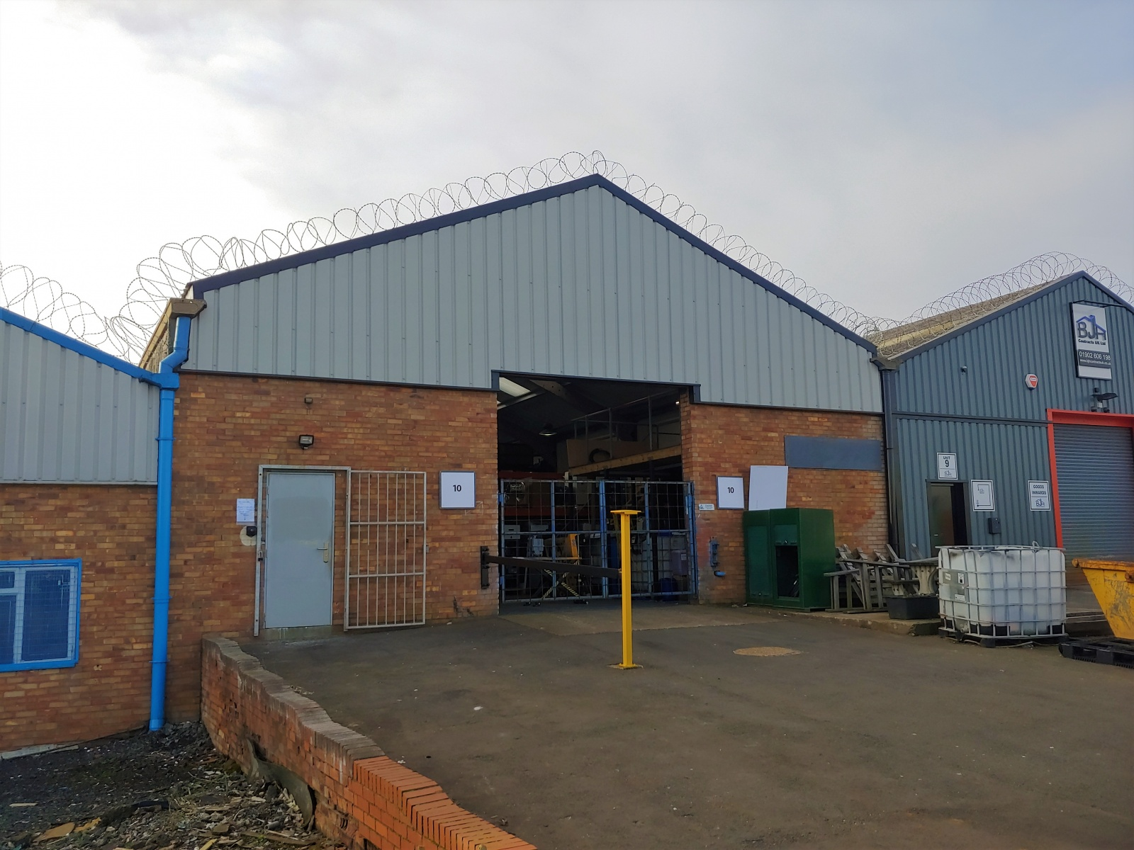 Unit 10 Strawberry Lane Industrial Estate, Strawberry Lane, Willenhall, West Midlands