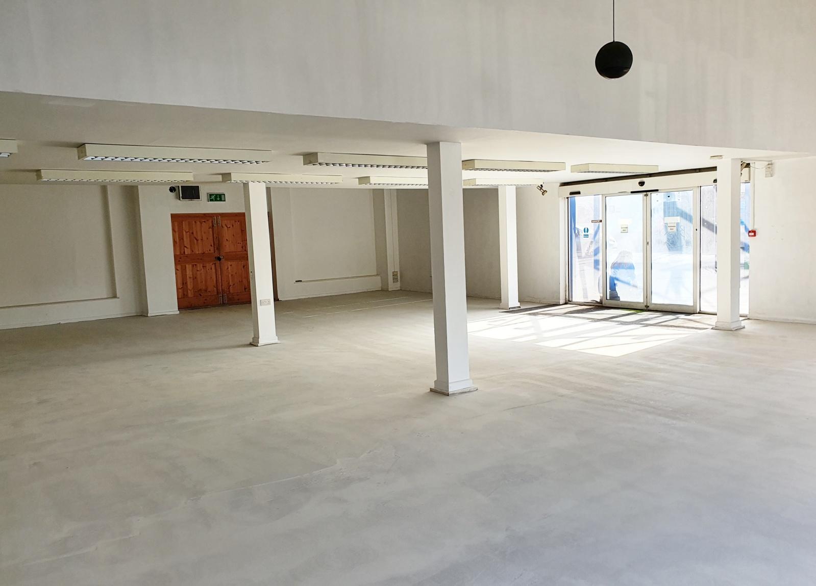 Former Showroom , Hereford Road, Shrewsbury, Shropshire