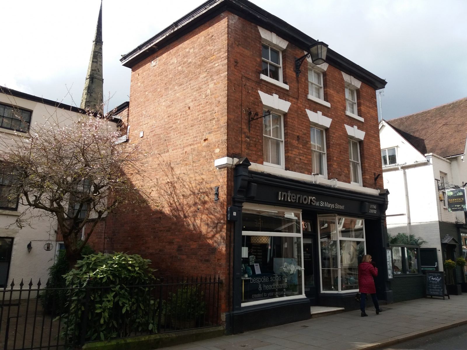 13 & 13a, St. Marys Street, Shrewsbury, Shropshire