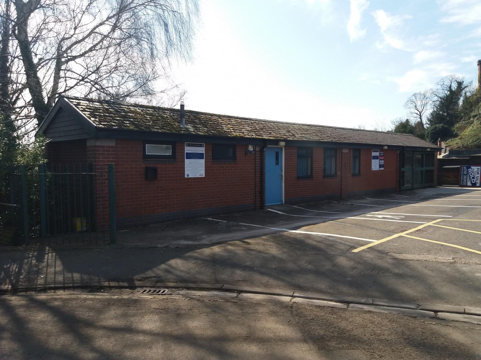 Office & Storage Building, Howard Street, Shrewsbury, Shropshire