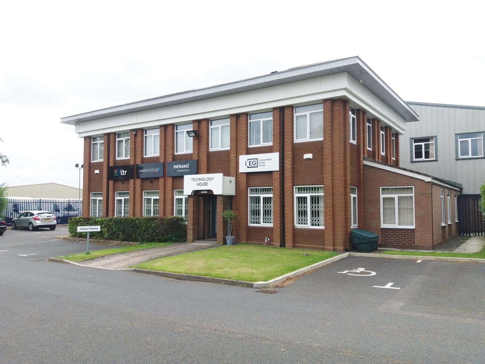 Technology House, Halesfield 7, Telford, Shropshire