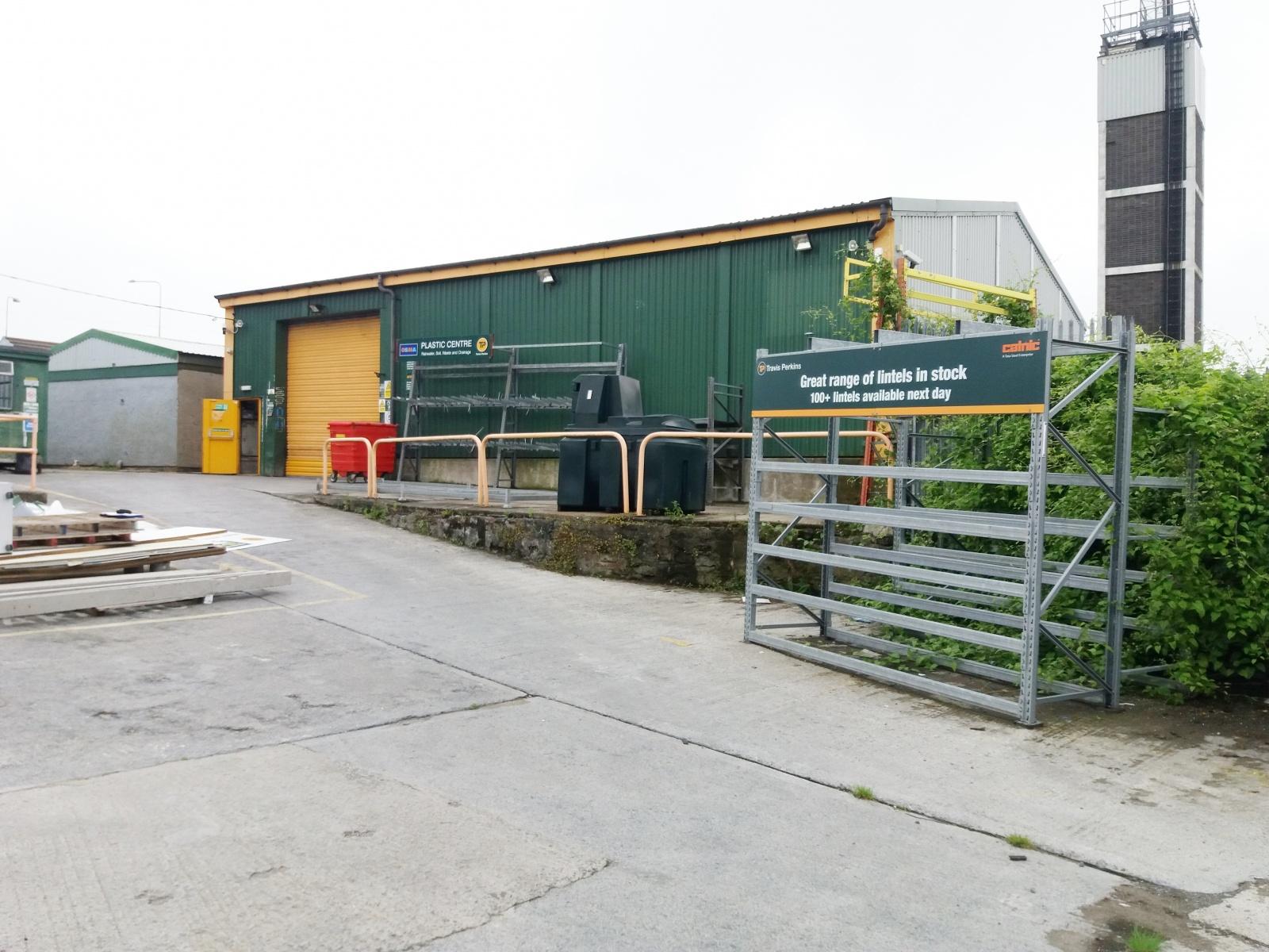 Former Travis Perkins Premises, Kingsland Road, Holyhead, Gwynedd
