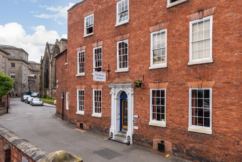 Windsor House, Windsor Place, Shrewsbury, Shropshire