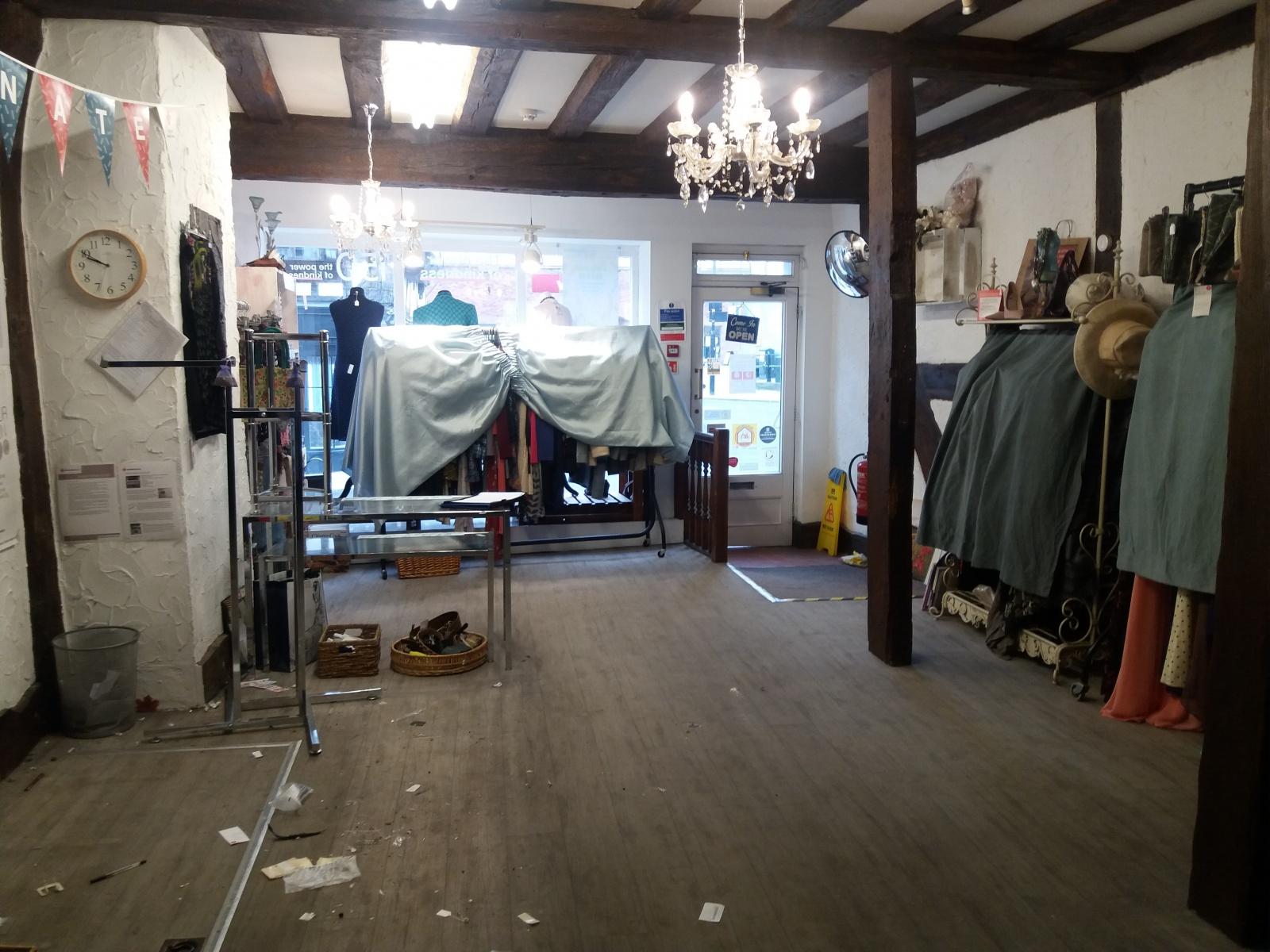 14 Mardol, Shrewsbury, Shropshire