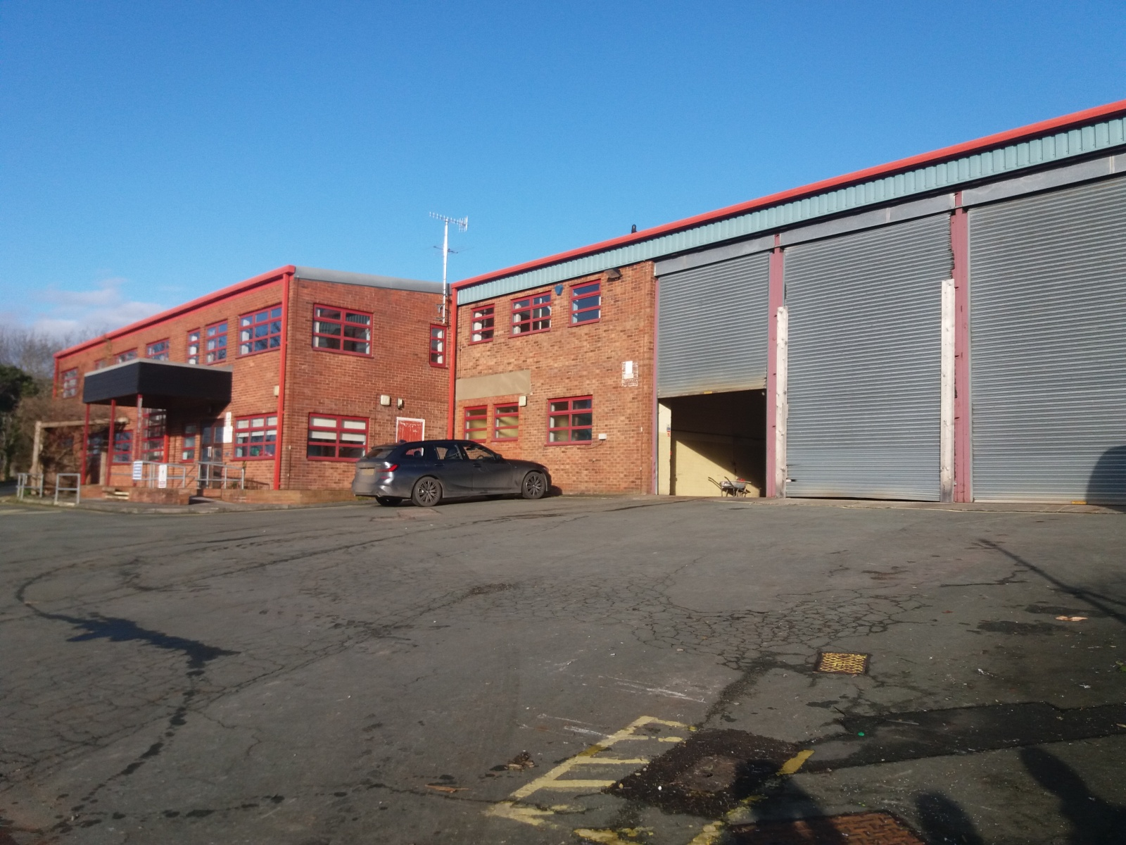 Former Cae Post Premises, Criggion Lane, Trewern, Nr Welshpool, Powys