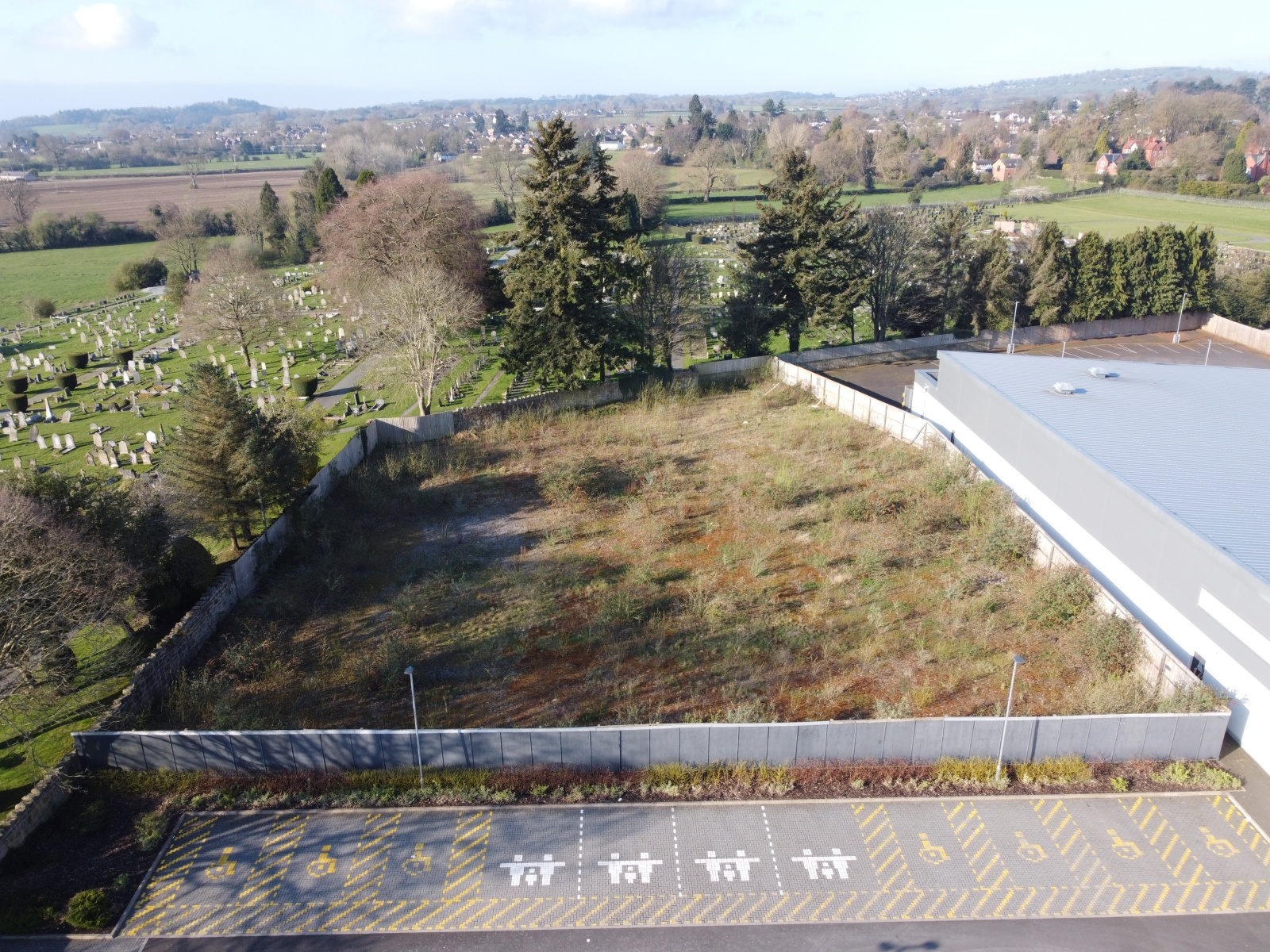 Land At Victoria Road, Oswestry, Shropshire