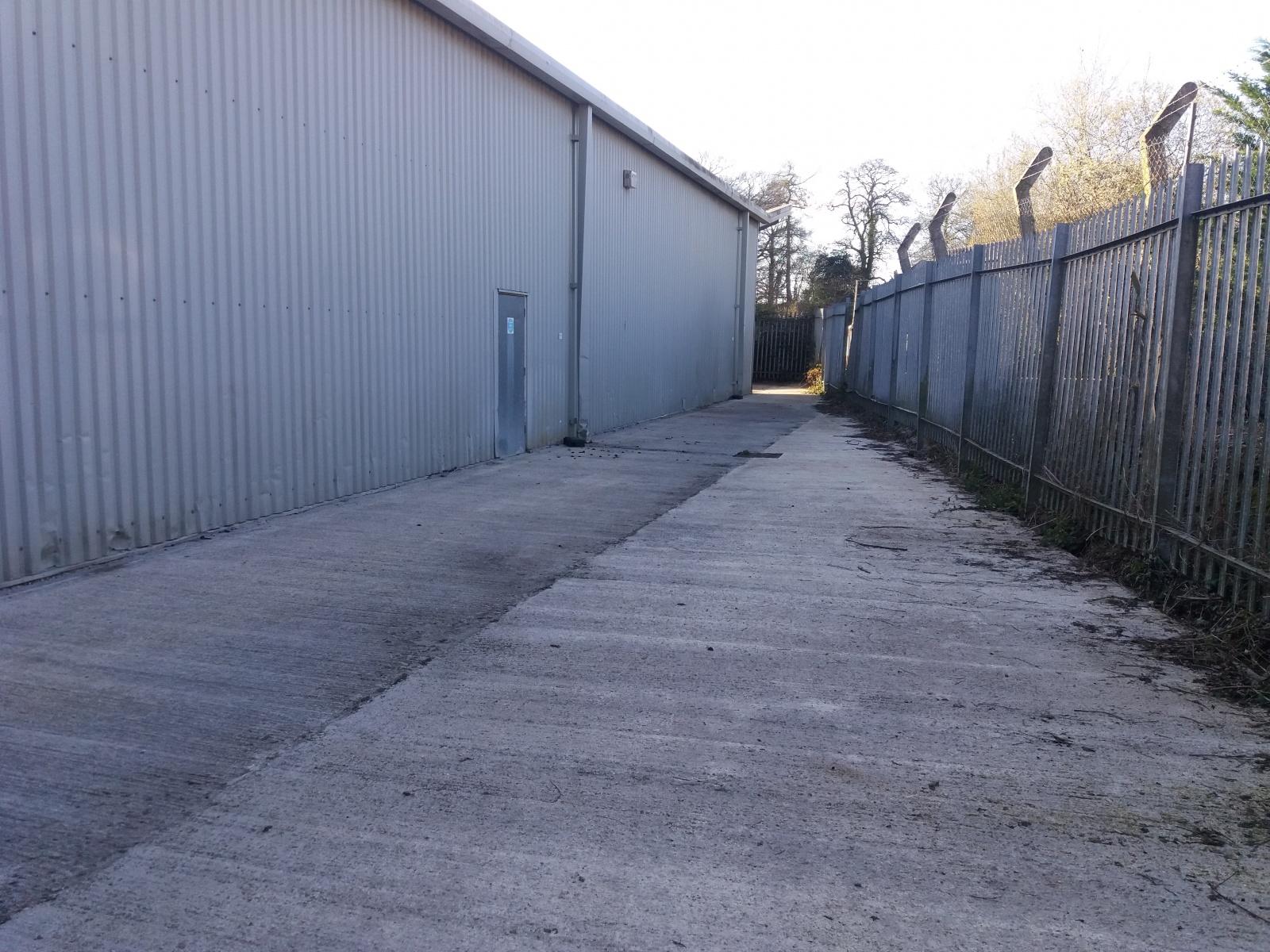 Retail Warehouse Premises, Weeping Cross Lane, Ludlow, Shropshire