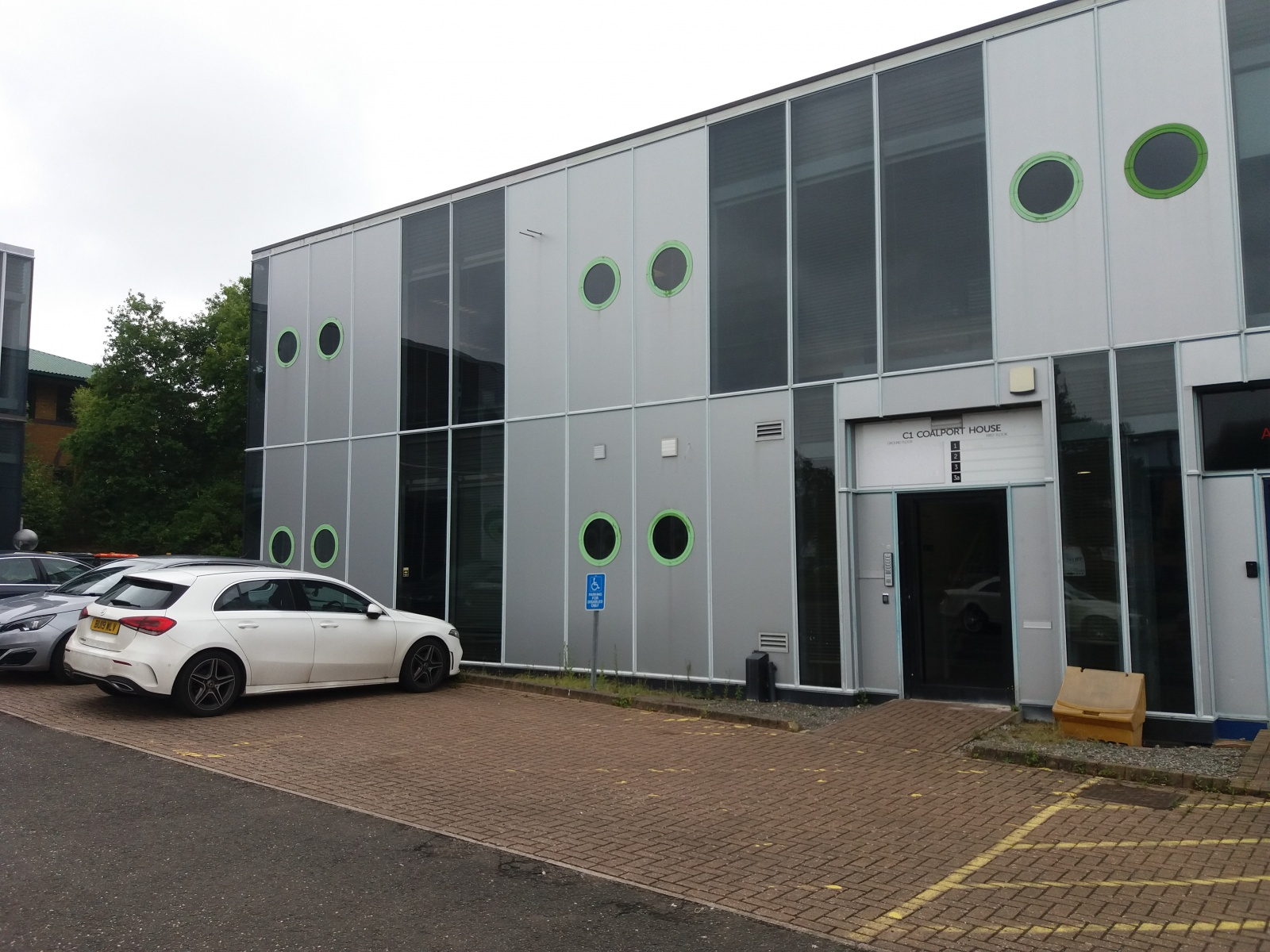 Ground And First Floor Office Suites, Coalport House, Stafford Park, Telford, Shropshire