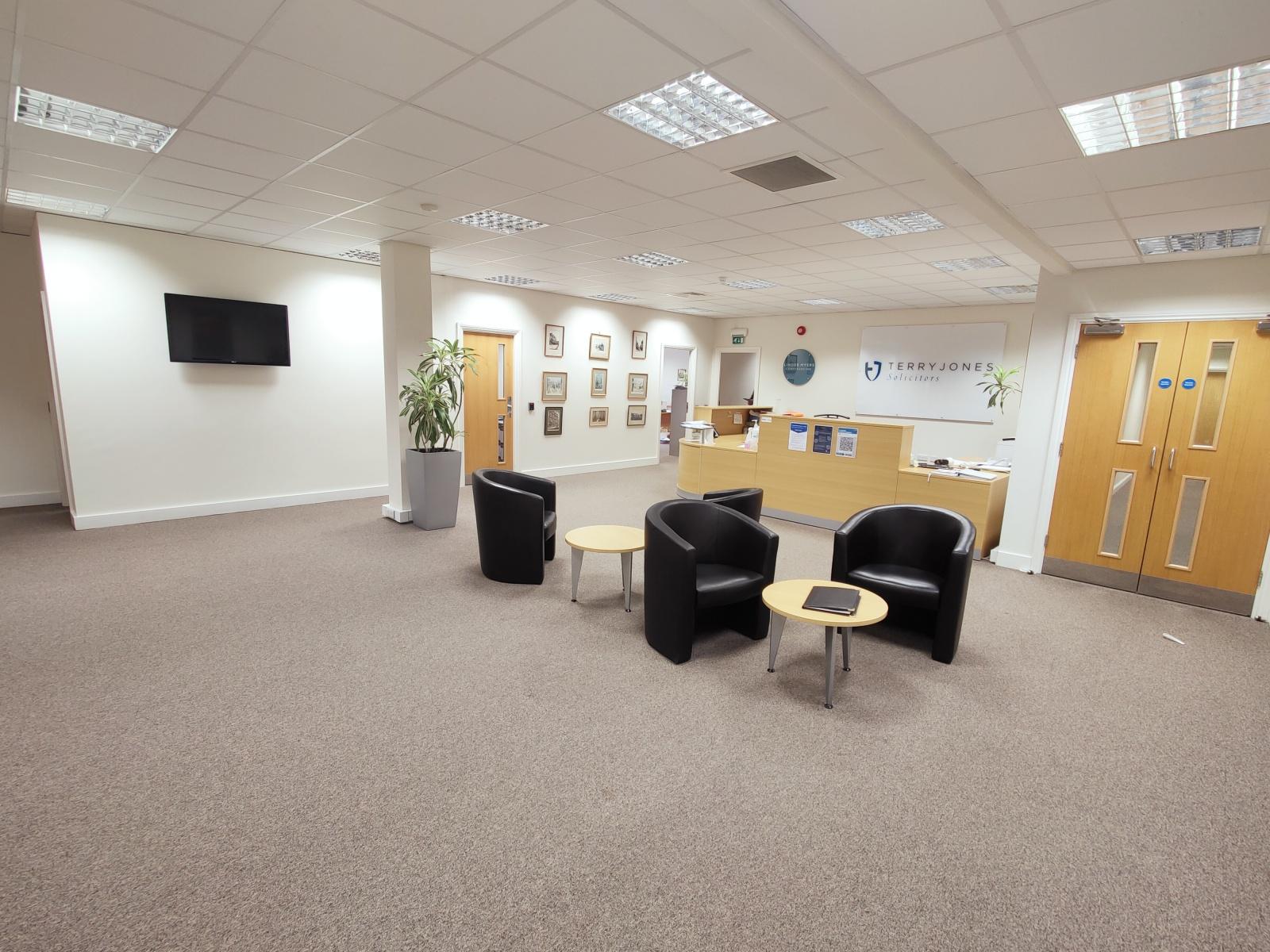 First & Second Floor Offices, Talbot House, Market Street, Shrewsbury, Shropshire