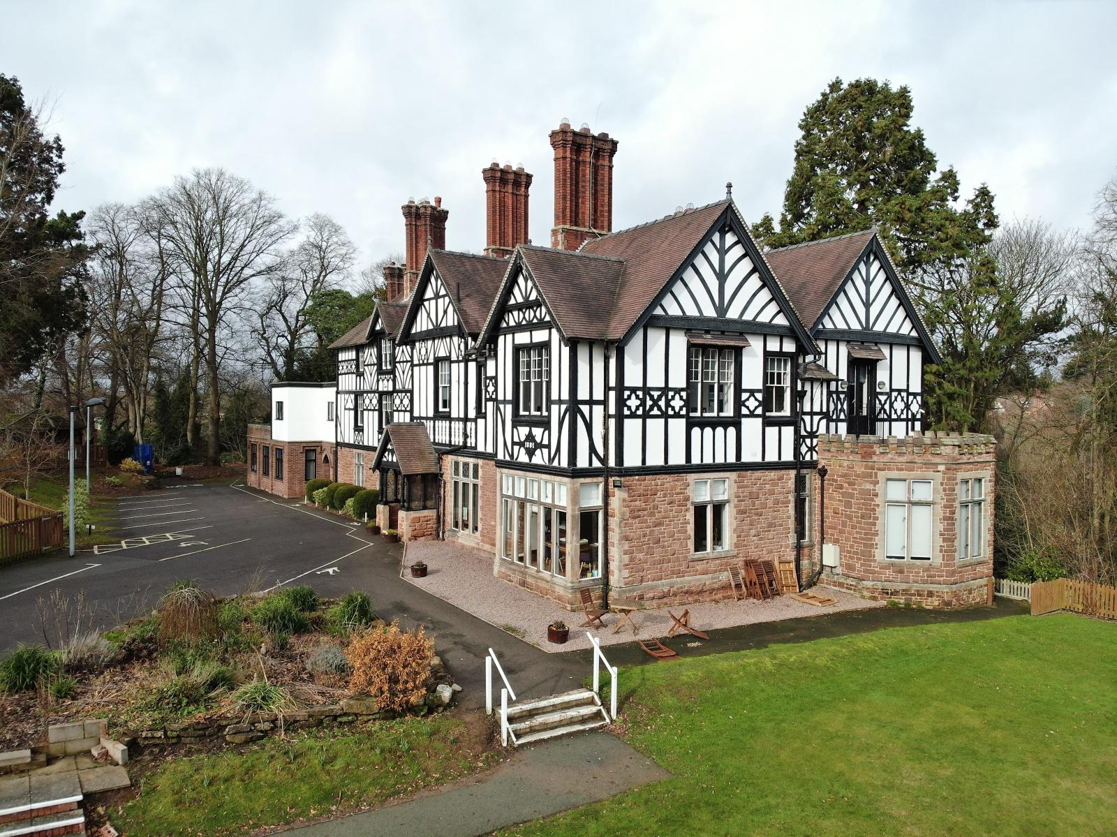 Kingsland Grange & Old Roman Road School Site, Old Roman Road, Shrewsbury, Shropshire