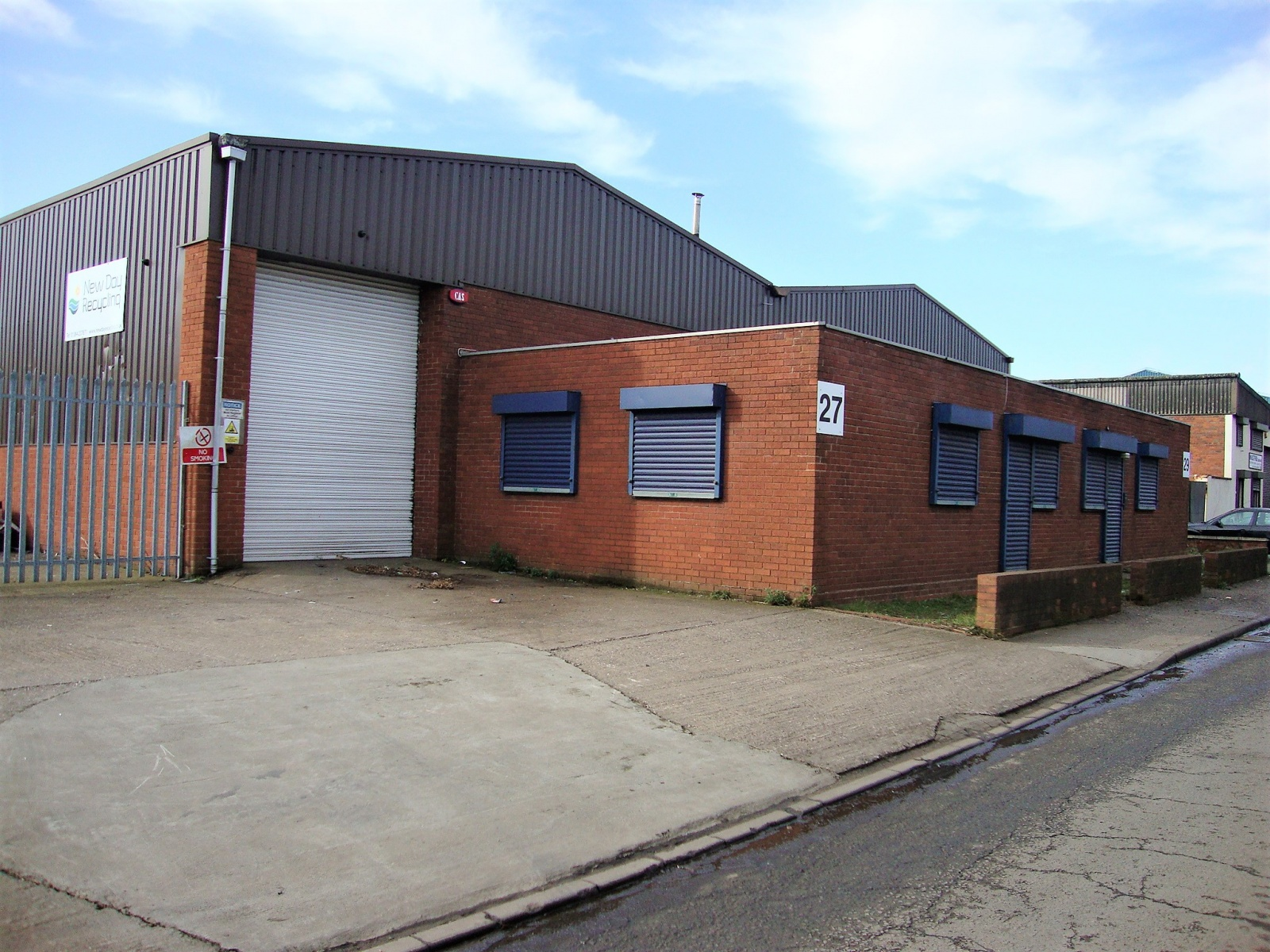 Units 27 & 29, Thornleigh Trading Estate, Dudley, West Midlands