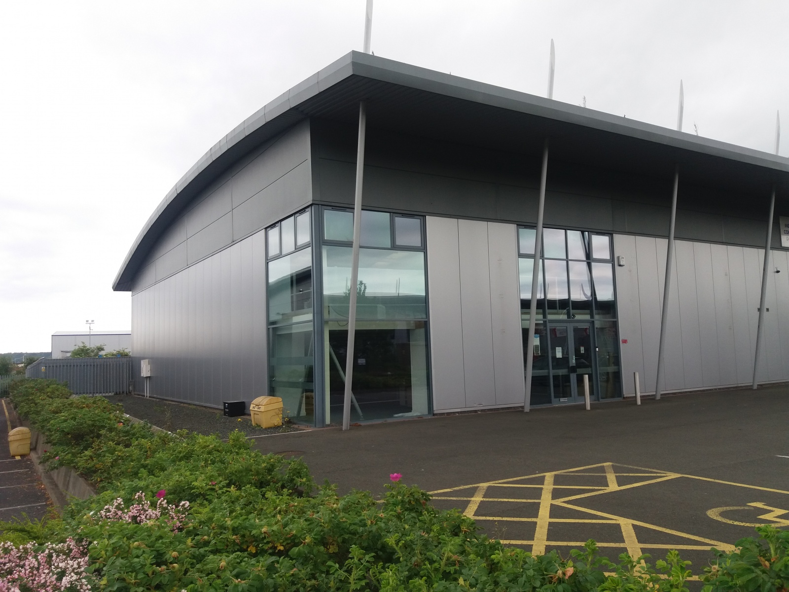 Unit F, Plot 15 Vanguard Way, Battlefield Enterprise Park, Shrewsbury, Shropshire