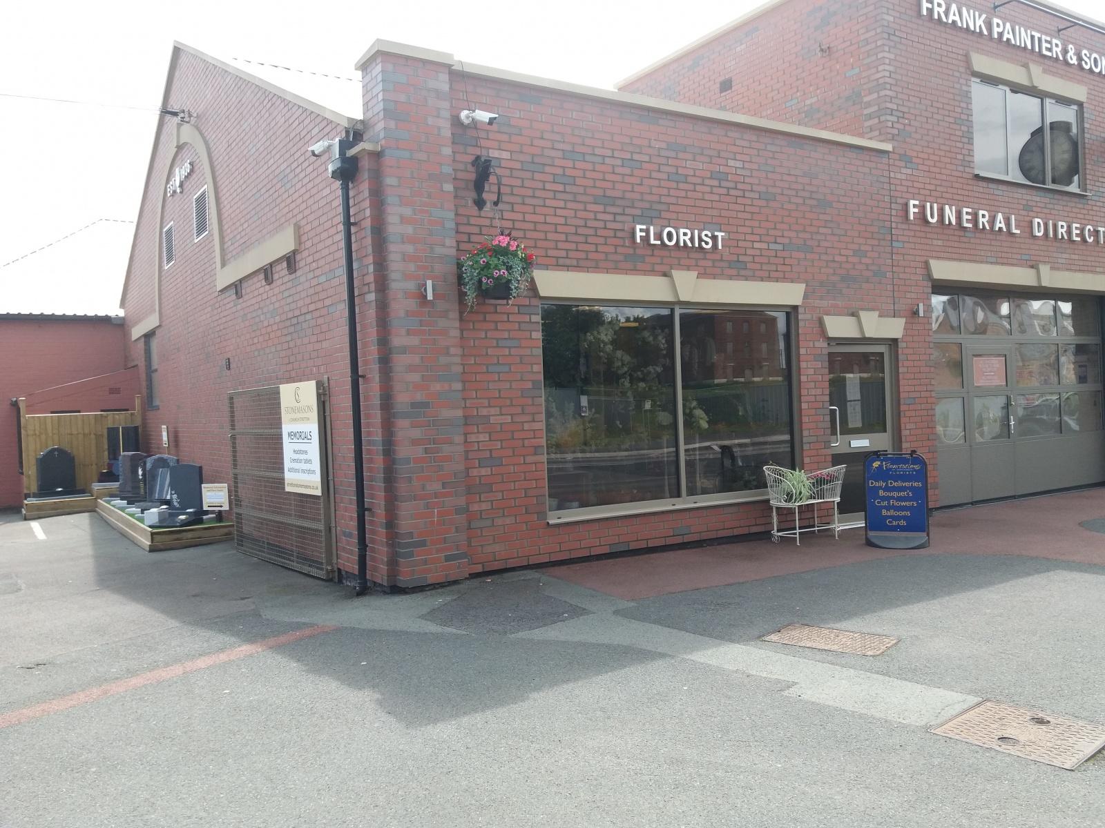 Retail Florist Unit, Spring Gardens, Shrewsbury, Shropshire