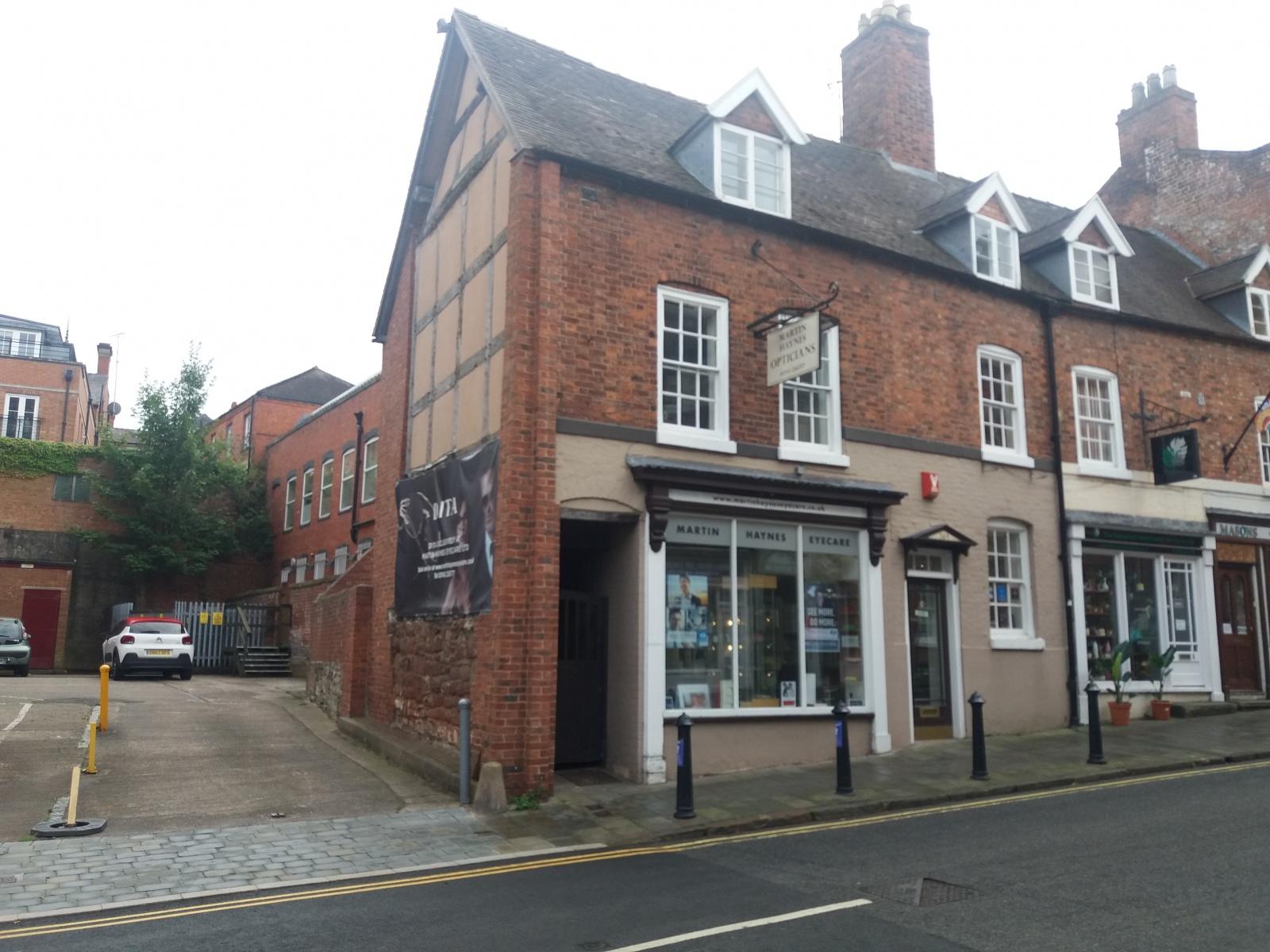 3-4 St Johns Hill, Shrewsbury, Shropshire