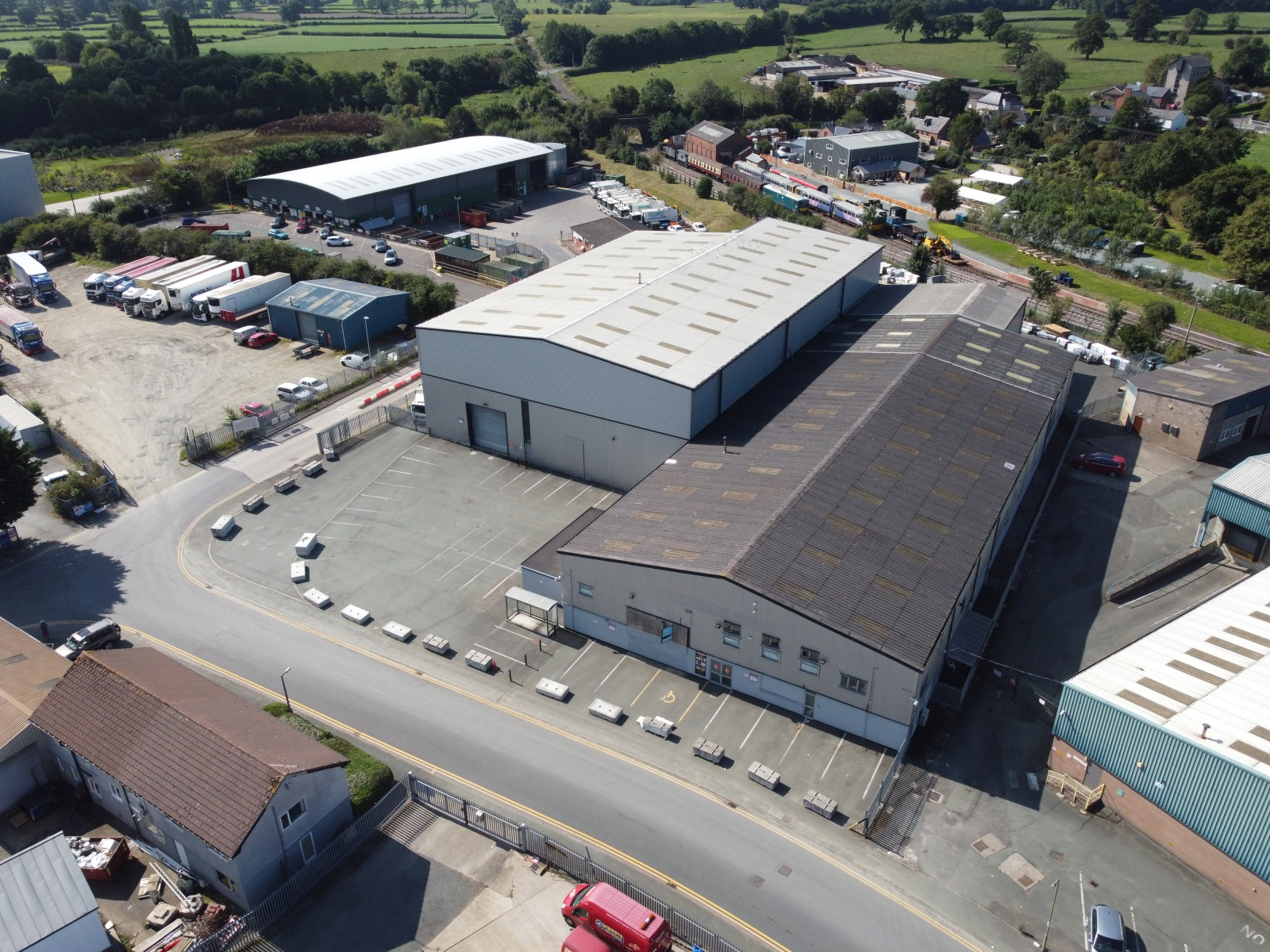 Unit 21, Mile Oak Industrial Estate, Oswestry, Shropshire