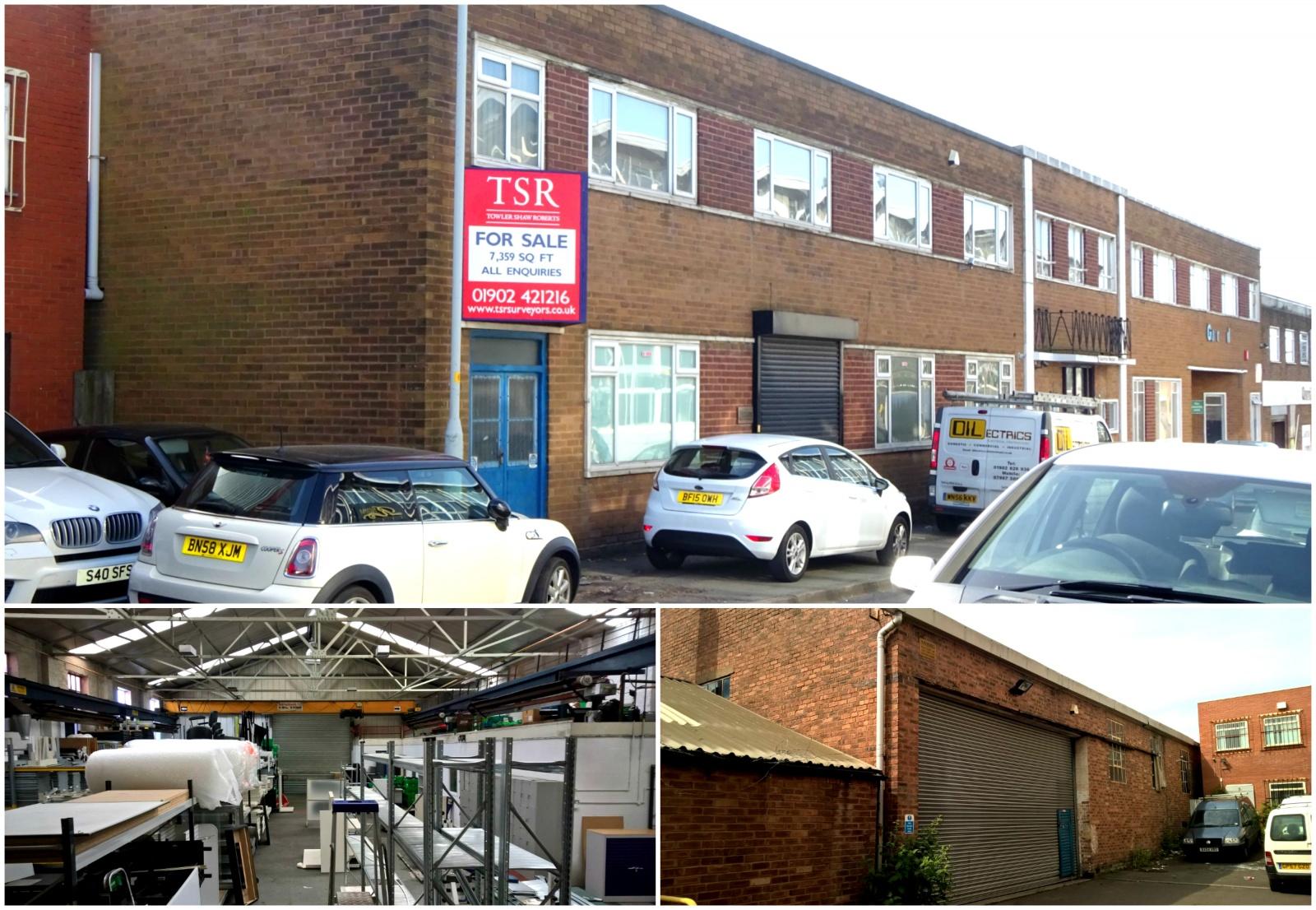 Former Eriks Works, Pountney Street, Wolverhampton, West Midlands