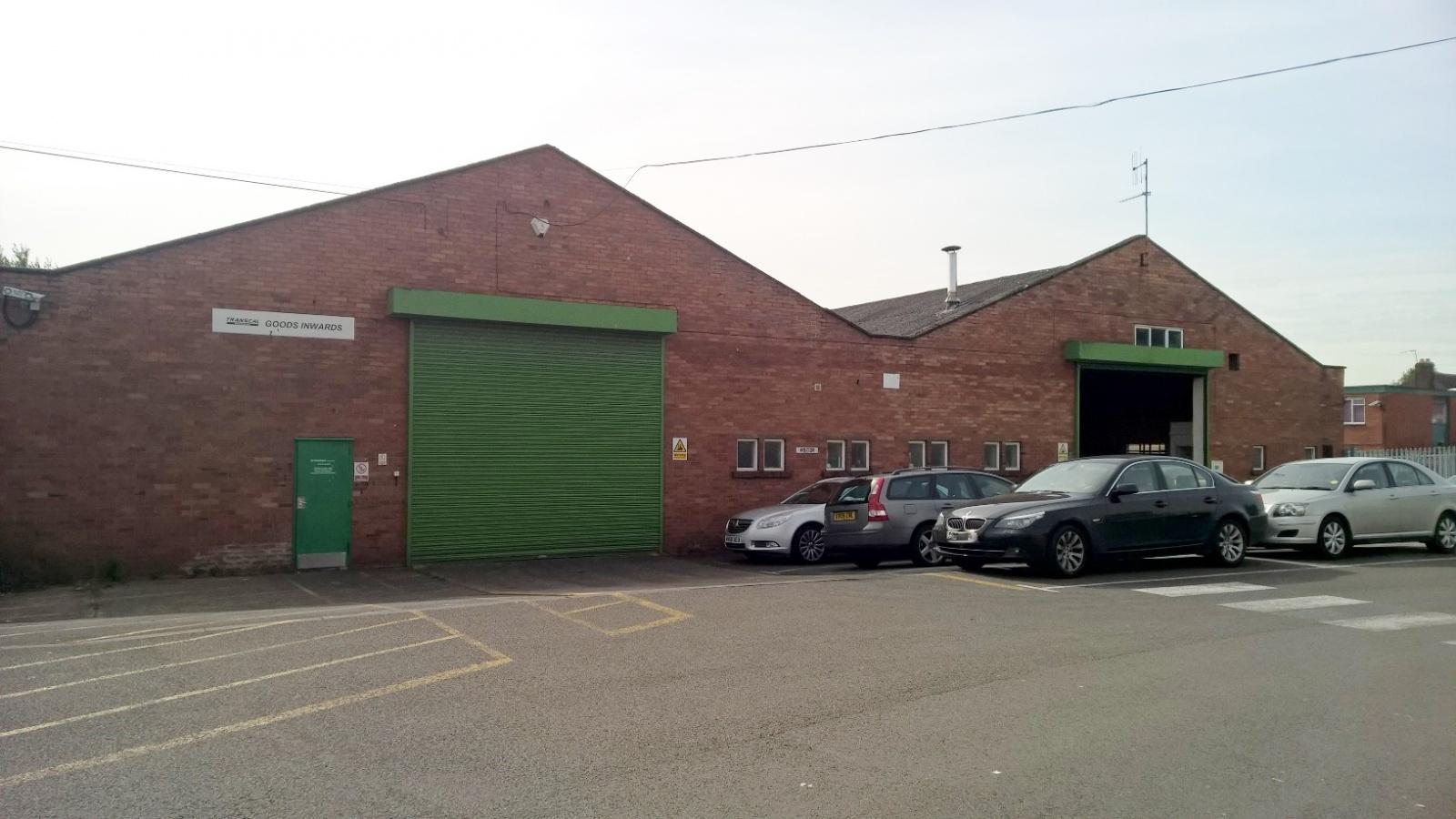 Unit 2 The Harlescott Business Park , Harlescott , Shrewsbury , Shropshire