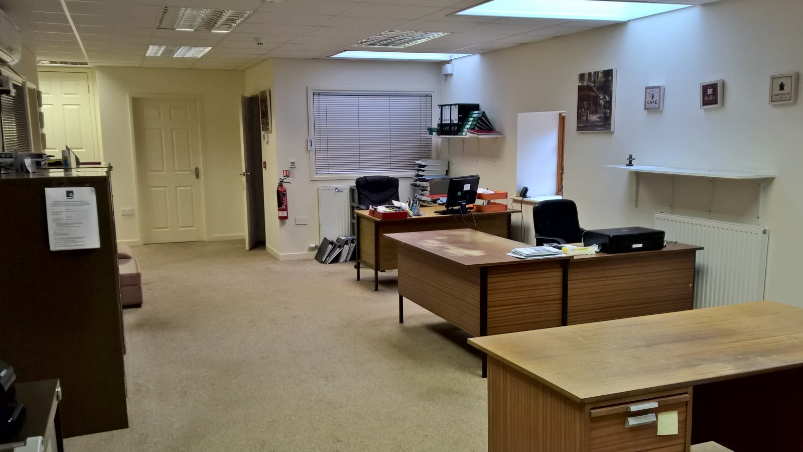 The Woodlands Office , Forden , Welshpool, Powys