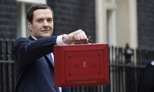 George Osborne - budget