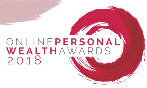 Online Personal Wealth Awards 2018
