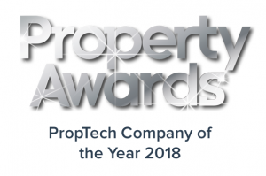 PropTech company of the year 2018