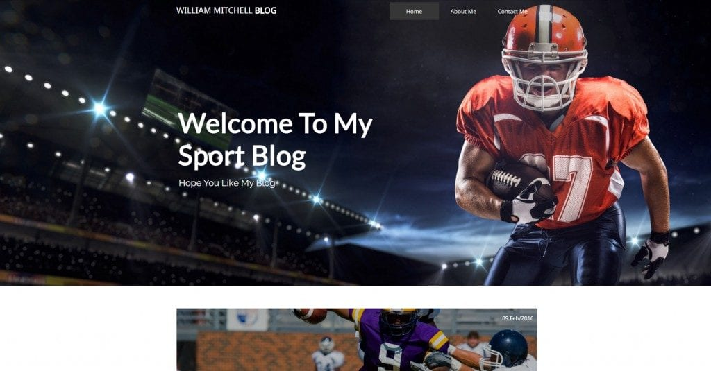 Social media features - Wix vs. SiteBuilder vs. BoldGrid – Which is best for blogs?