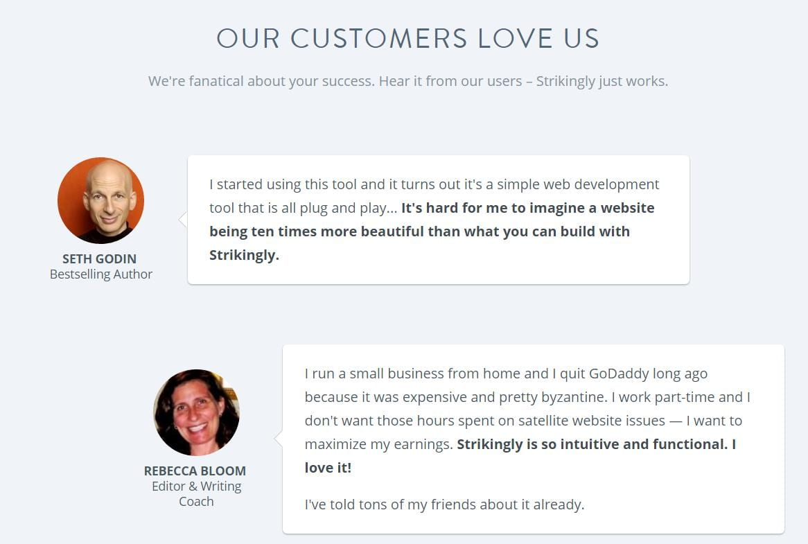 How to add customer testimonials to your website