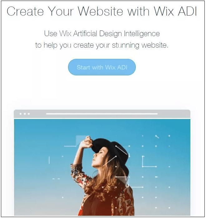 How to create and access your Wix ADI account