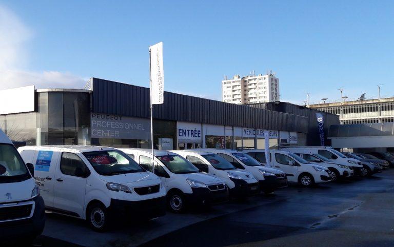 peugeot psa retail merignac : vente, location et réparation voiture