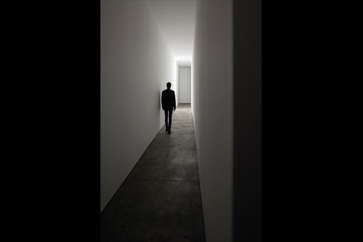 Carsten Höller, Milan Swinging Corridor, 2016 Courtesy dell'Artista e Pirelli HangarBicocca, Milano. Foto: © Attilio Maranzano