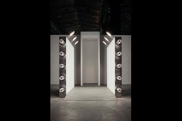 """Carsten Höller, """"Doubt"""", veduta dell'installazione, Pirelli HangarBicocca, Milano. Courtesy dell'Artista e Pirelli HangarBicocca, Milano. Foto: © Attilio Maranzano"""