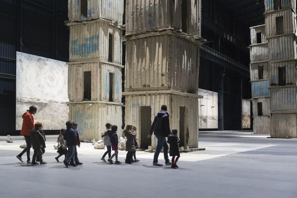 Foto Lorenzo Palmieri. Courtesy Pirelli HangarBicocca, Milano.