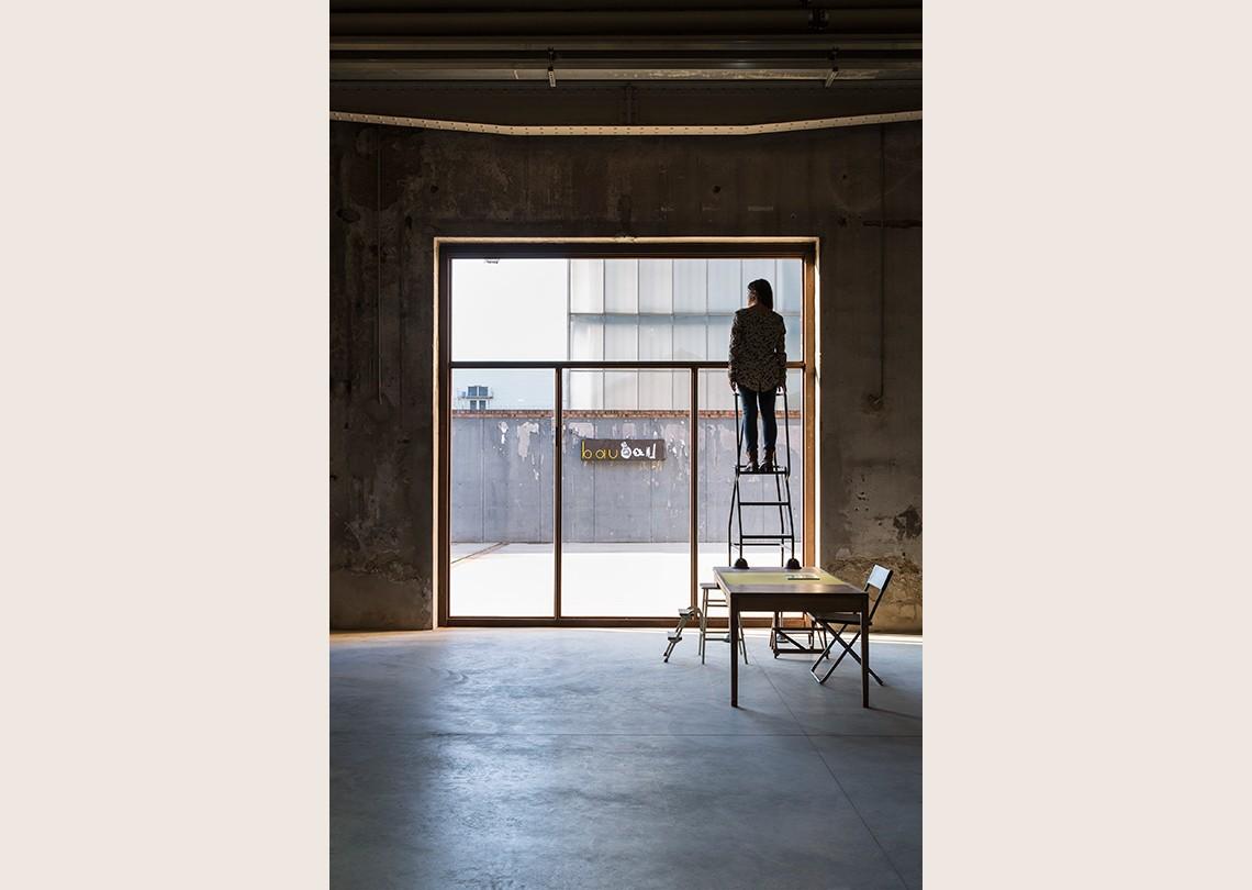 Céline Condorelli The Double And The Half (to Avery Gordon), 2014 Courtesy l'artista, Fondazione HangarBicocca, Milano Foto Agostino Osio