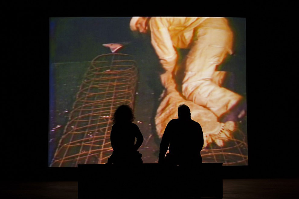 All Mike Kelley works © Estate of Mike Kelley. All rights reserved. Courtesy Fondazione HangarBicocca, Milano Foto: Agostino Osio