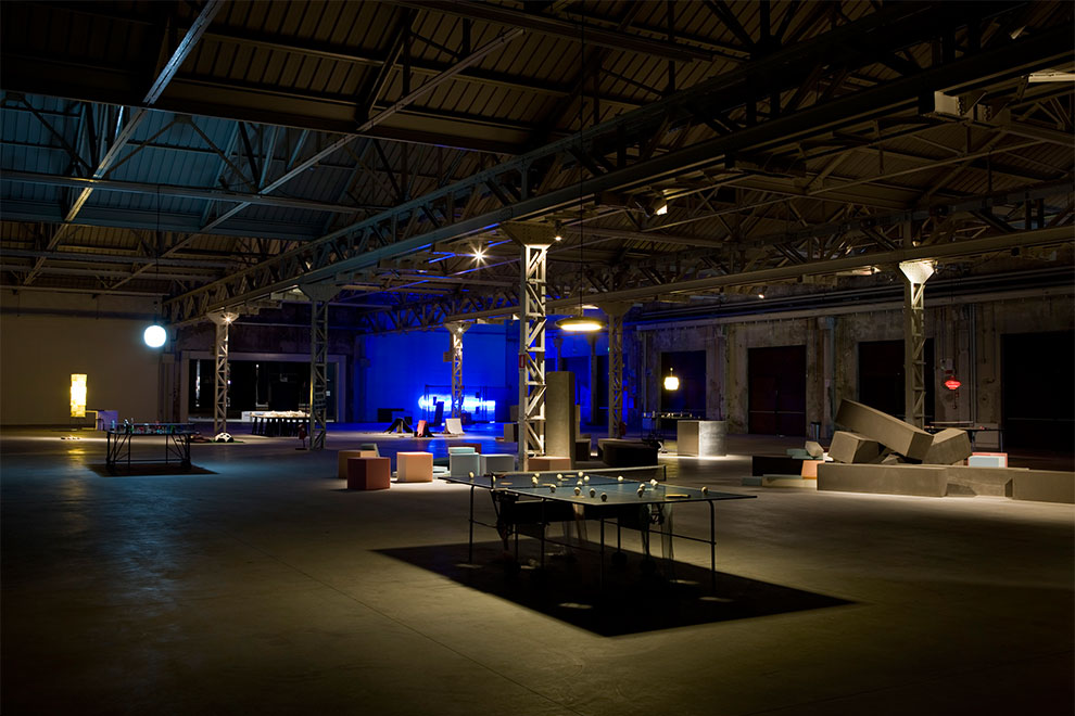 Foto: Agostino Osio. Courtesy Pirelli HangarBicocca, Milano.