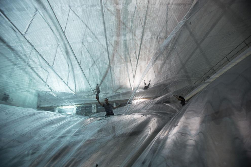 Foto Alessandro Coco. Courtesy Pirelli HangarBicocca, Milano.