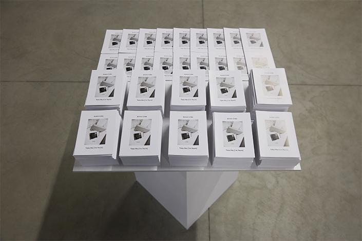 Armin Linke, Take Me (I'm Yours), 1995/2017, veduta dell'installazione, Pirelli HangarBicocca, Milano, 2017. Courtesy Armin Linke e Pirelli HangarBicocca, Milano. Foto: Agostino Osio