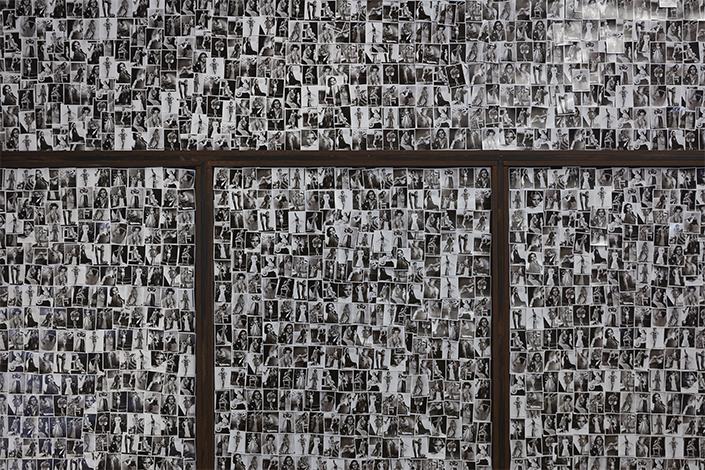 Hans Peter Feldmann, The Prettiest Woman (dettaglio). Courtesy Hans-Peter Feldmann, The Jewish Museum, New York, e Pirelli HangarBicocca, Milano. Foto: Agostino Osio