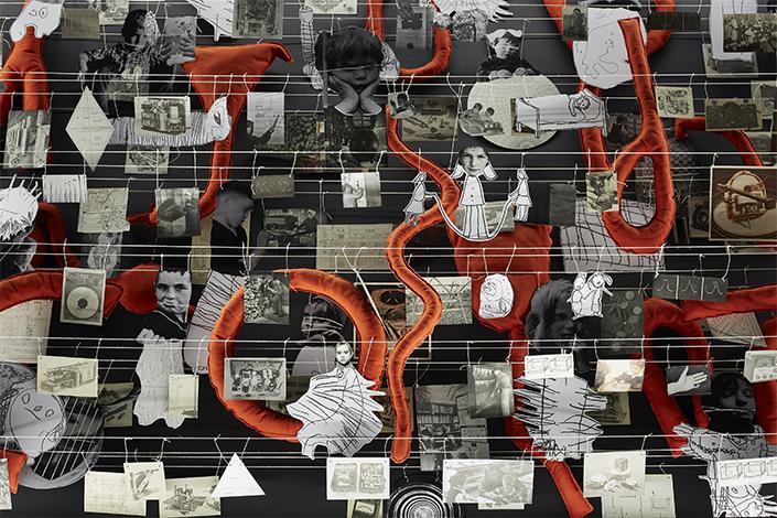 Eva Kot'átková Diary no.3 (I-Machine), 2018 (dettaglio). Commissionata e prodotta da Pirelli HangarBicocca, Milano. Courtesy dell'artista. Foto: Agostino Osio