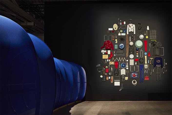 Eva Kot'átková Stomach of the World, 2017, veduta dell'installazione, Pirelli HangarBicocca, Milano, 2018. Courtesy dell'artista e Pirelli HangarBicocca, Milano. Foto: Agostino Osio