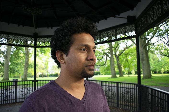 Nakul Krishnamurthy. Courtesy Nakul Krishnamurthy