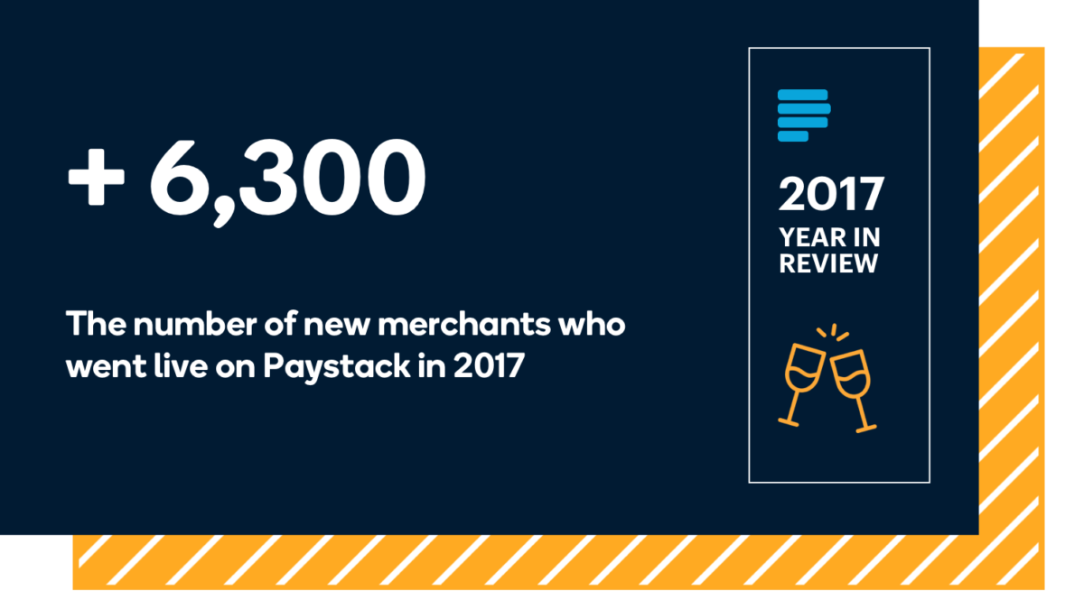 6300 new merchants