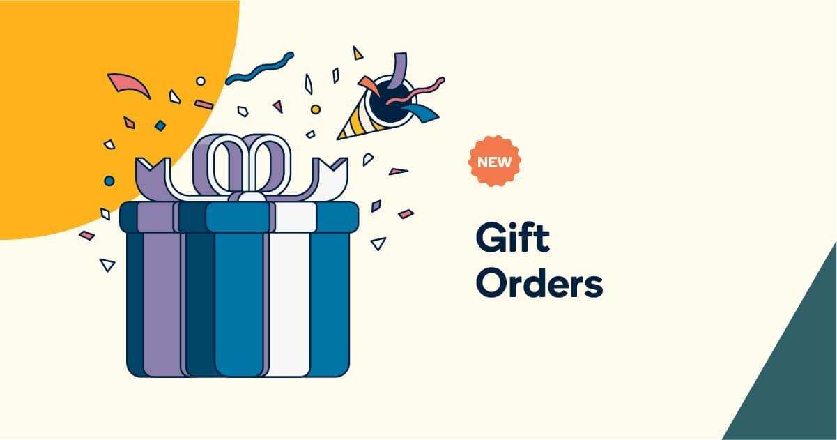 gift orders