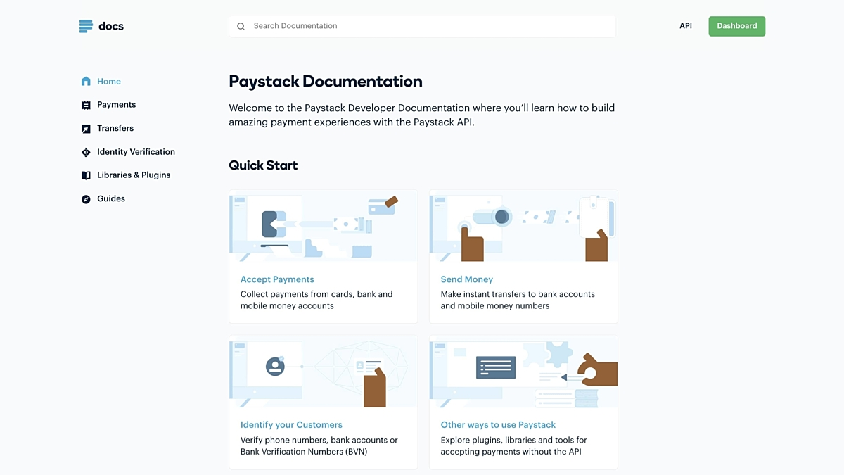 Paystack Doc