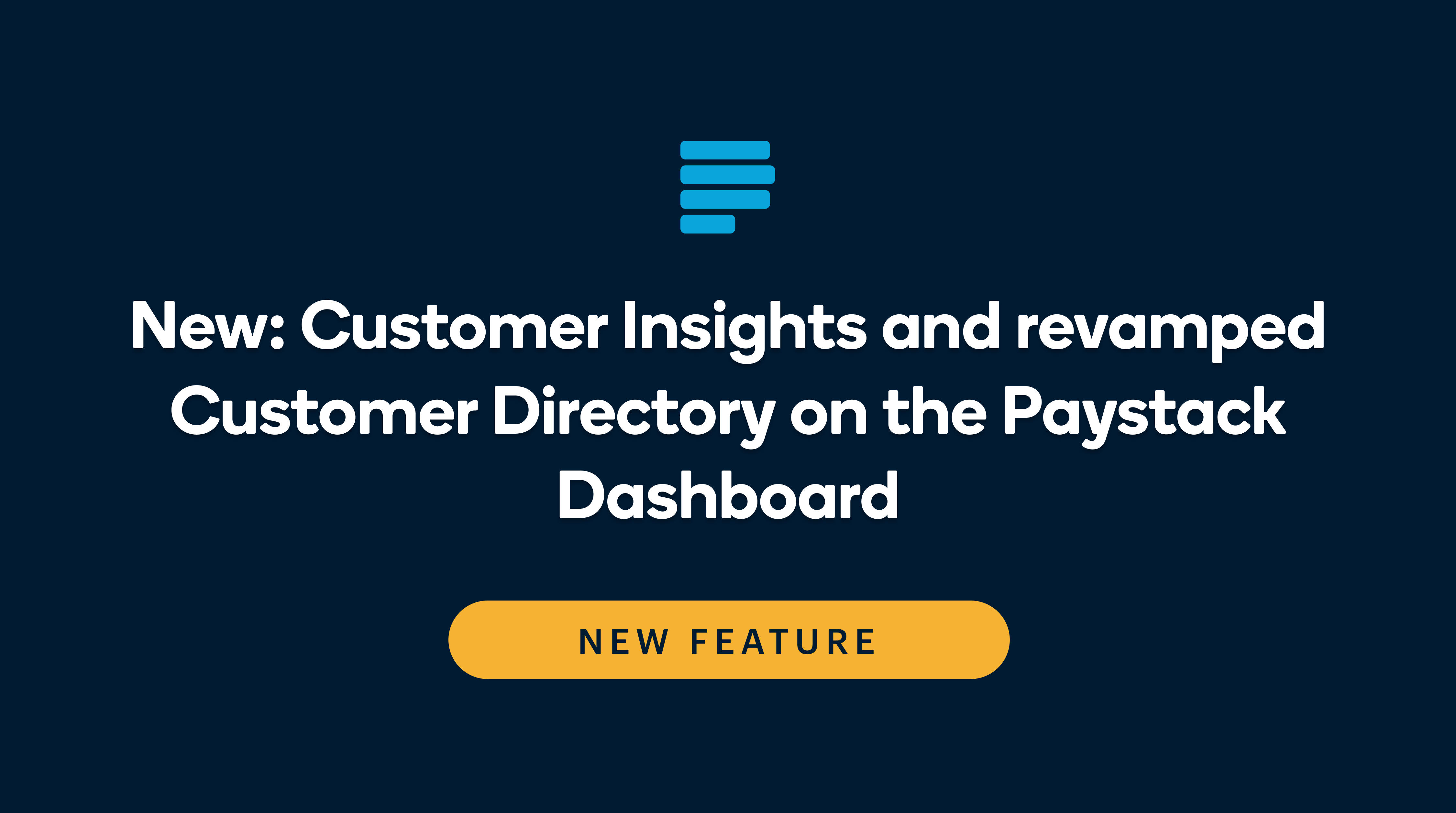Customer Insights And Customer Directory