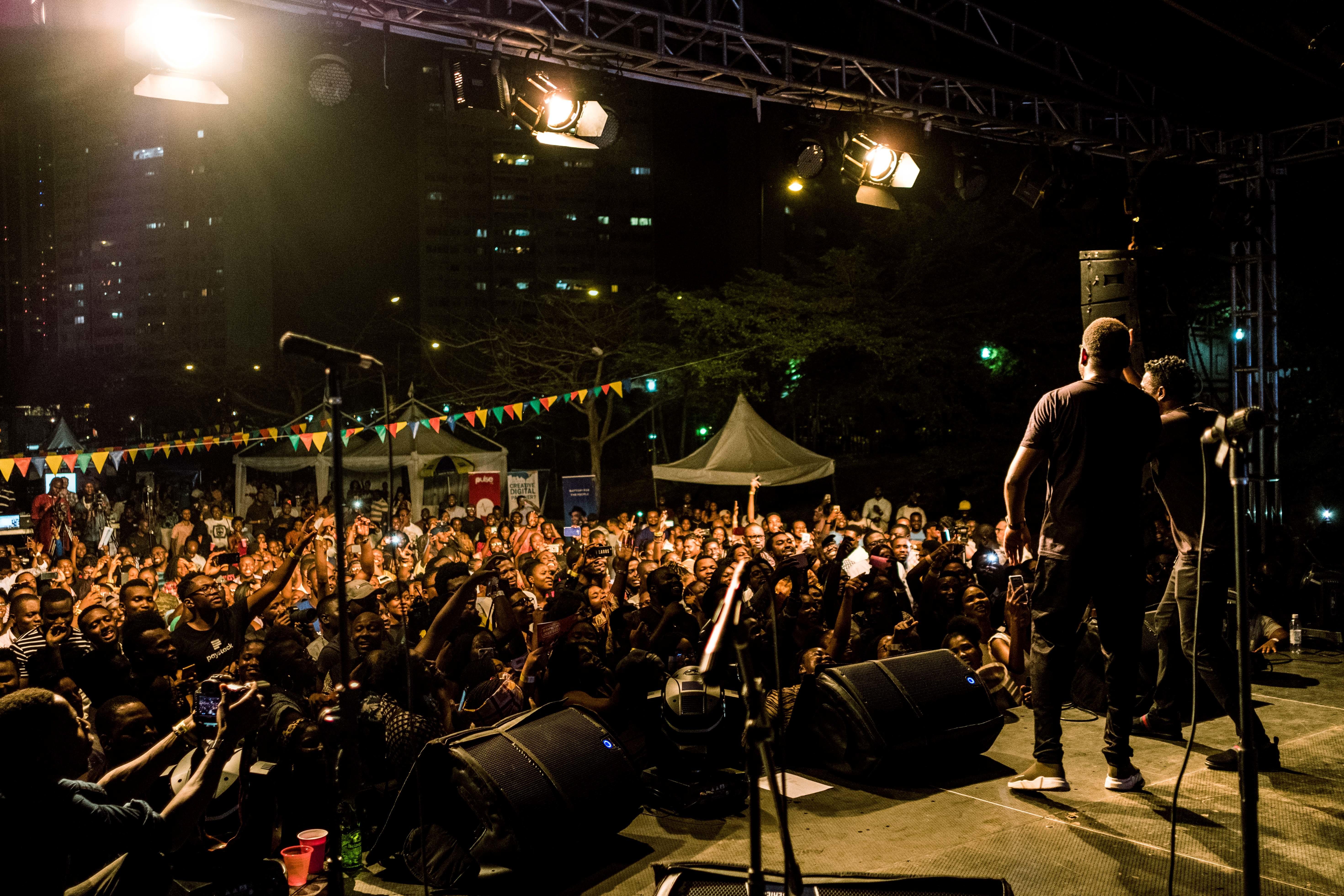 Afropolitan Crowd